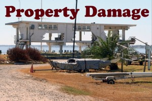 aa damaged property