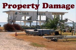 aa damaged property